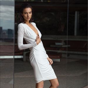 Nasty Gal Dresses - LIMITED EDITION Nasty Gal White dress